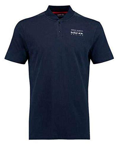 Red Bull RBR Poloshirt T-Shirt, Navy, S Mixte