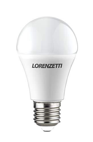 LAMPADA LED BULBO 15W BRANCA BIVOLT LORENZETTI, BASE E27
