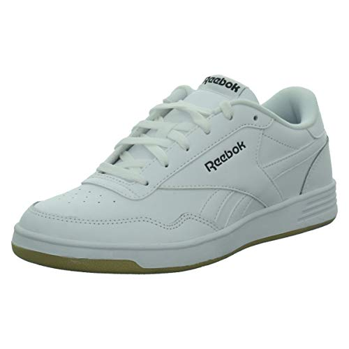 Reebok Royal TECHQUE T, Zapatillas de Tenis para Niños, Multicolor (White/Black/Gum 000), 36 EU