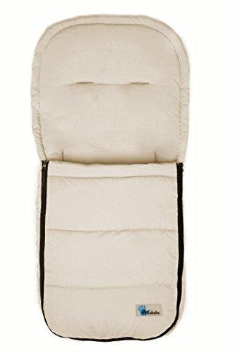 Altabebe AL2200-03 - Saco de abrigo para carrito, color beige