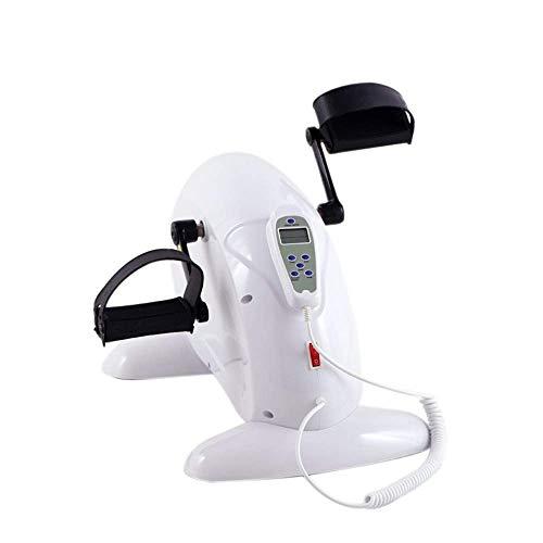 LEIJINGZI Worth having - Equipo de entrenamiento de la rehabilitación de la rehabilitación de la fisioterapia electrónica Ciclo de la pierna del pedal del pedal de la pierna de la bicicleta de recuper