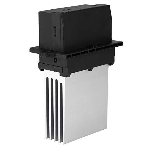 Resistencia de ventilador de calefacción Módulo de calefacción de Control de resistencia de ventilador de alto rendimiento nuevo para Peugeot 107207607 para accesorios de coche