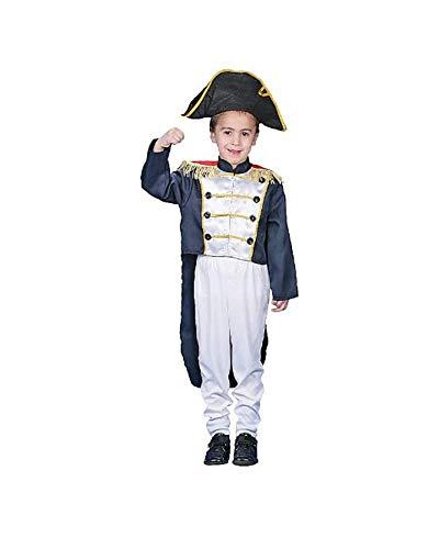 Costume storico da generale delle colonie Dress up - Large 12-14 anni