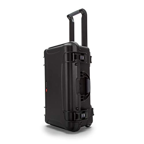 Nanuk 935 Waterproof Carry-On Hard Case with Wheels Empty - Black