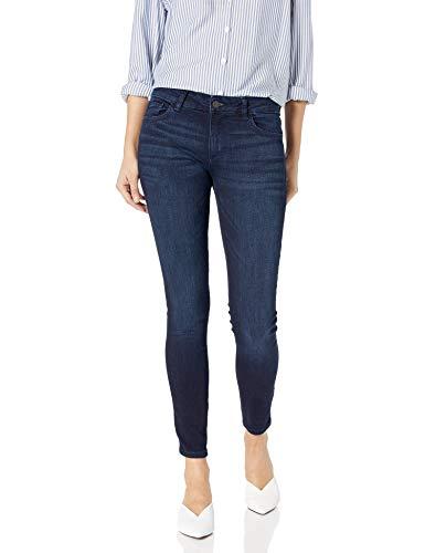 DL1961 Women's Emma Instasculpt Low Rise Skinny Fit Jeans, Nicholson, 26