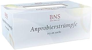 BNS Try on socks