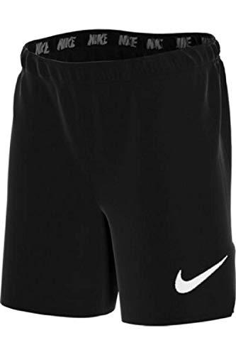 Nike Boy's Flex Woven Short 2.0 – NO Pockets (Black, Small)