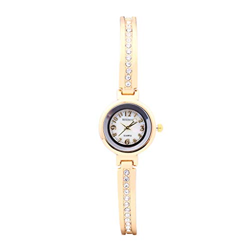 Best Gift For Woman!! Lankccok High-End Quality Fashion Retro Design Watch Woman's Watch Trend Quartz Watch