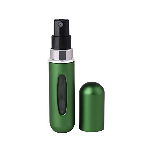 Flacon 5ml Bouteille De Parfum Rechargeable Portable avec Un Aérosol Parfum Vidanger Cosmétique Contenants Vaporisateur Atomiseur for Voyage (Color :
