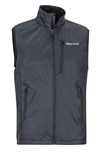 Best Price Marmot Men's Ether Driclime Vest, Black, Medium