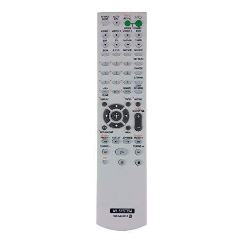 Ersatz Fernbedienung für Sony STR-DH500 Lautsprecher Heimkino System Musik Spieler