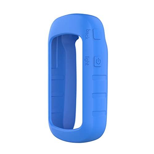 CandyT Funda Protectora de Silicona Funda Protectora contra Huellas Dactilares Funda Duradera Funda para prevención de arañazos de Polvo (Azul Oscuro 57,4 * 105 * 28 mm)