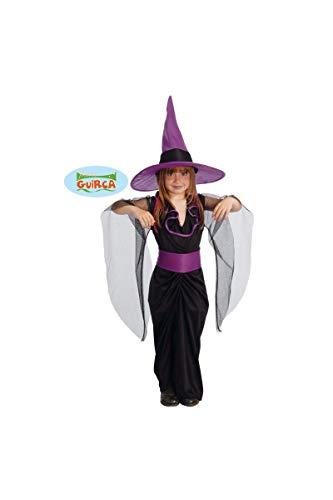 Déguisement sorcière enfant Halloween--5 à 6 ans