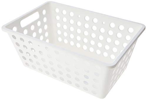 Cesta One Grande, 28,8 x 19,1 x 12,3 cm, Coza, Branco