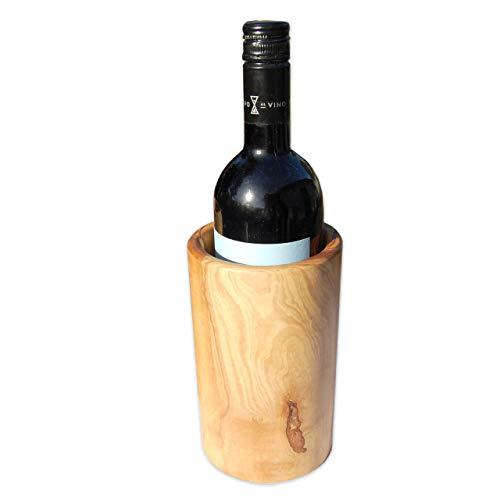 D.O.M. Glacette per vino FASS in legno d'ulivo