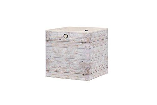 Eternity-Moebel Faltbox Aufbewahrungsbox 3er Set BETA Box in 32x32x32 cm Modell Tree 2