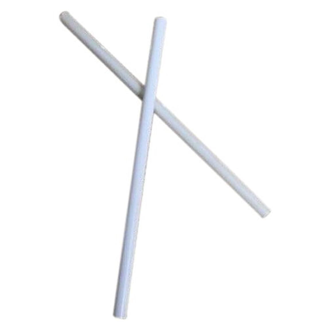 スーパーマーケットシャックル熱ピッキングツール, SODIAL(R)10x白いドット打ち鉛筆 ネイルアートラインストーン宝石3Dデザインのため 画家デコレーション ピッキングツール