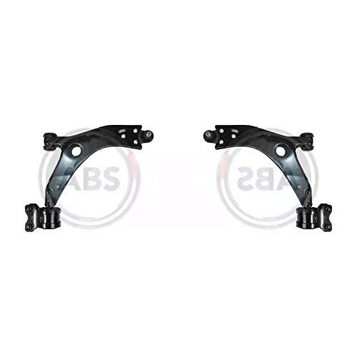 Kit Bracci oscillanti Destro + Sinistro sospensione ruota Anteriore ECP Calibro conico: 18 mm, Braccio trasversale oscillante 9145375175982