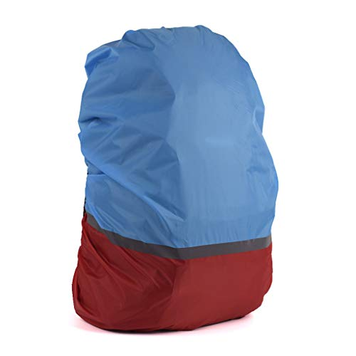 Qinghengyong Multi Colors Backpack Rain Reflective waterproof bag Reflective Waterproof Bag Outdoor Camping Travel Rainproof Dustproof s