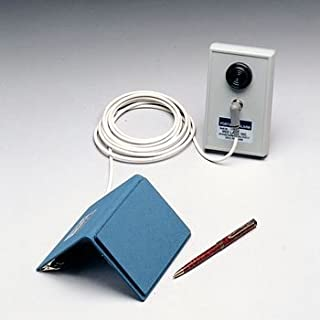 E-Z Call Universal / Quadriplegic Nurse Call Switch with Cord Call Switch with Cord - Model 4130 by Sammons Preston