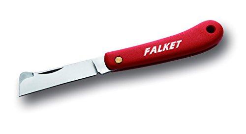 FALKET 750 Coltello innesto hobby,manico plastica