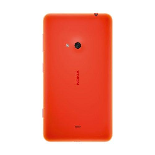 Nokia Custodia Rigida per Modello Lumia 625, Arancione
