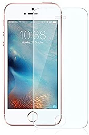 Plus .3mm 9H Tempered Glass with Alcohol Wet Micro Fibre for iPhone SE