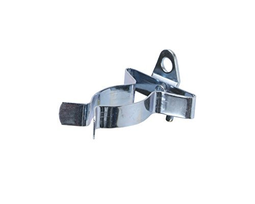 Triton Products 1 In. to 2 In. Hold Range 2-7/8 In. Projection, Annealed Chromate Dipped Steel Ext Spg Clips for DuraBoard or 1/8 In. and 1/4 In. Pegboard, by Triton 2
