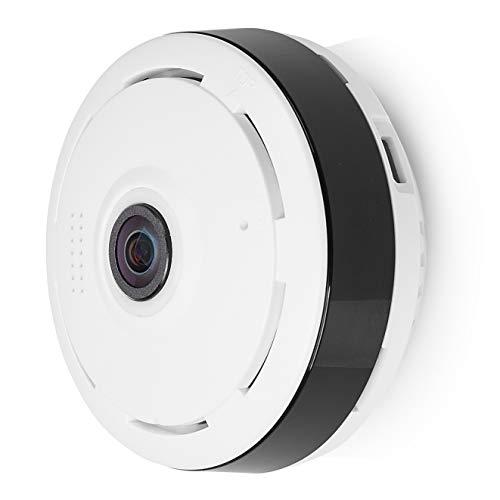 Smartwares C360IP Fisheye/ Panorama 360° WiFi Überwachungskamera mit 720P HD und 2-Wege Audio