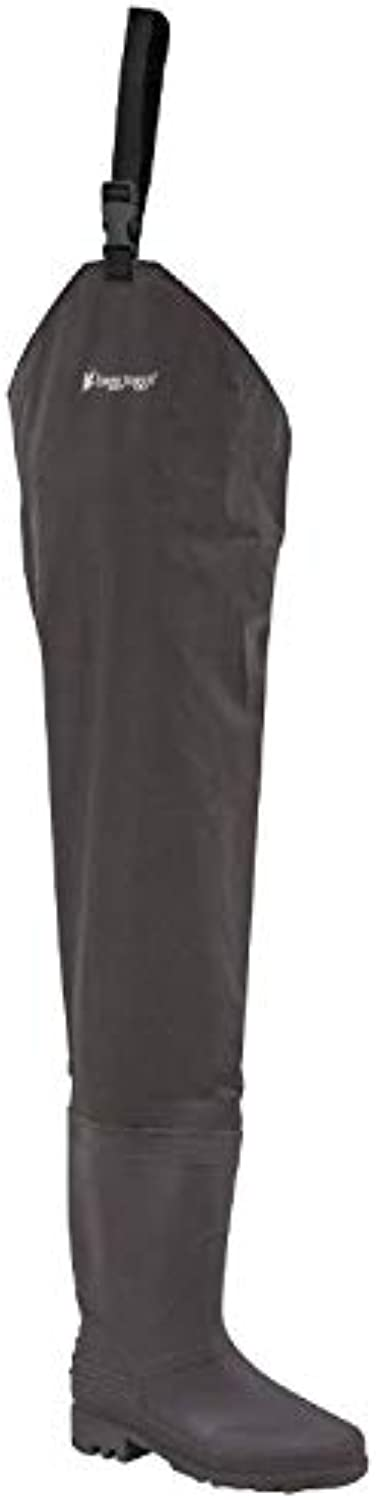 Frogg Togg Rana II PVC Nylon Hip Wader with Cleated Sole