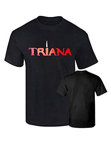 Camiseta Triana Rock Sevilla Premium Algodon Calidad 190grs (M)