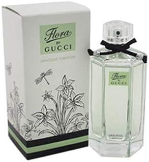 Flora By Gracious Tuberose by Gucci for Women - Eau de Toilette, 100ml