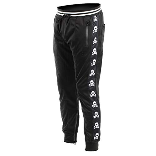 HK Army Track Jogger Pants OG Bones Black (Medium)