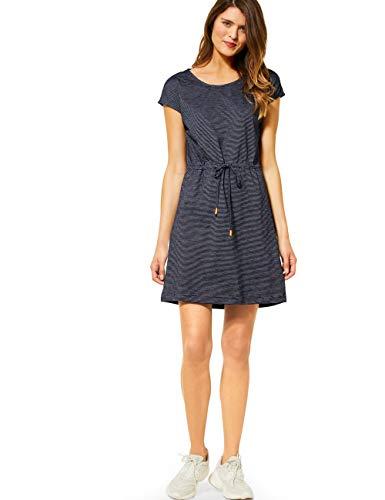 Cecil Damen 142700 Kleid, deep Blue, Large