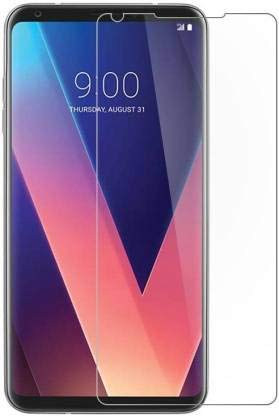 WE-CARE Tempered Glass with Nano tech Technology 0.26mm Highly Transparency Matte Screen Protector for LG V30 Plus (Pack of 1)