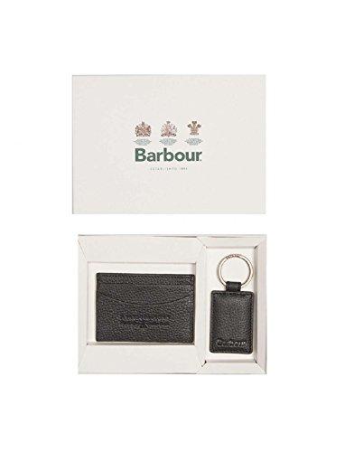 Barbour BAACC1537 BK11 Portemonnaies Mann schwarz TGUNI
