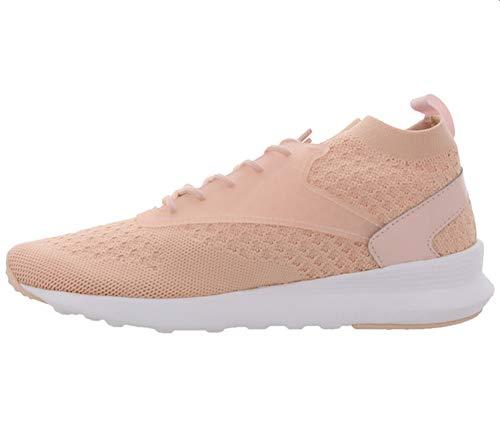 Reebok Classic Zoku Runner Ultraknit Sport-Schuhe Bequeme Damen Fitness-Schuhe Sneaker Freizeit-Schuhe Rosa, Größe:38