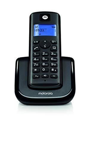 T201I Digital Cordless Phone - Black