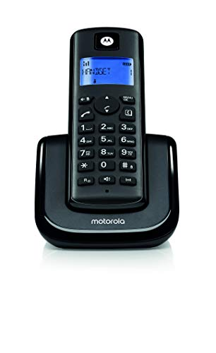 Motorola T201I Digital Cordless Phone - Black