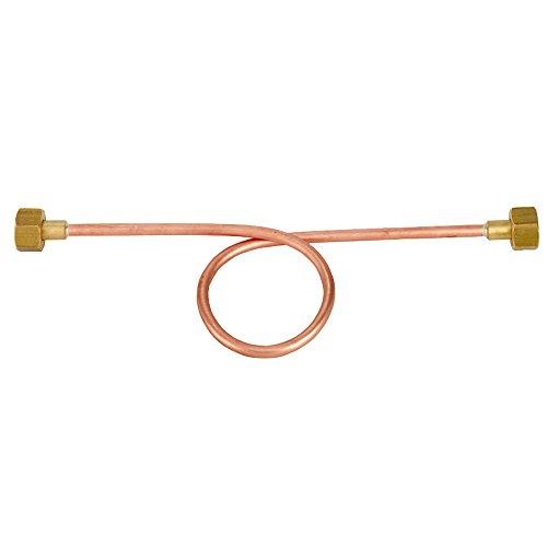SCAPP Umfüllbogen für 200 bar Gasflaschen Argon, Sauerstoff, Druckluft, Wasserstoff, Stickstoff, Kohlensäure (Argon / Co2 / Ballongas)
