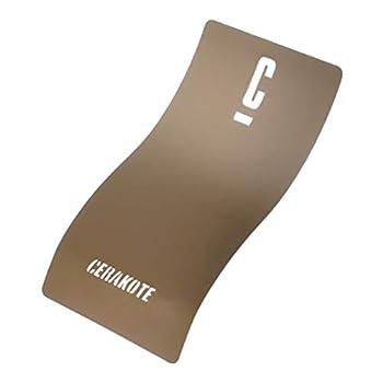 CERAKOTE H-Series Ceramic Coating - Industry Leader in Thin Film Ceramic Polymer coatings - Oven Cure - 4oz Bottle  MAGPUL Flat Dark Earth
