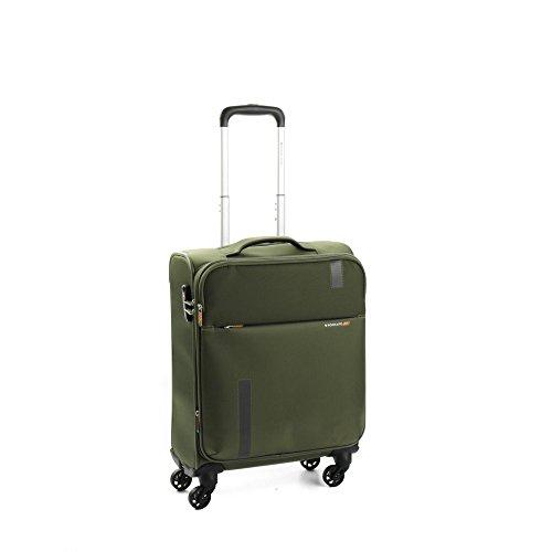 Roncato Speed 416123 Maleta, 55 cm, 74 litros, Verde