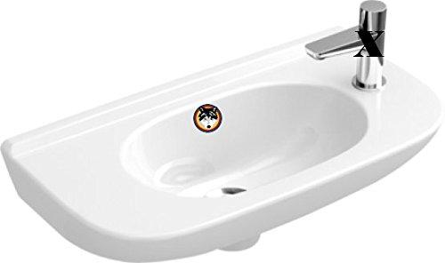 Villeroy & Boch O.novo Handwaschbecken 500 mm x 250 mm Ceramicplus