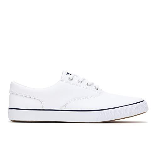 Hush Puppies Byanca Sneaker White Canvas 7 M (B)