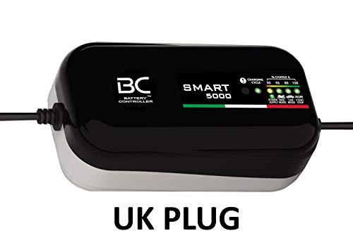 BC Supersafe Chargeur de batterie et huit étapes Mainteneur