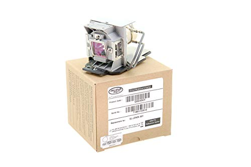Alda PQ Referentie, lamp vervangt 5J.J3A05.001 voor BENQ MW881UST, MX712UST, MX880UST, MX880 UST projectoren, beamerlamp met behuizing