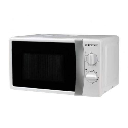 Microondas Jocel JMO011404, 20 L, 800 W, Blanco + tapa para micro gratis