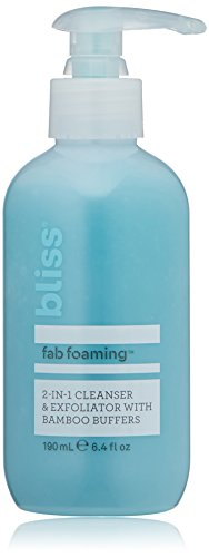 Bliss Fabulous Foaming Face Wash 197ml