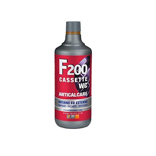 DISINCROSTANTE PER CASSETTA INCASSO F200 SET DA PZ. 2
