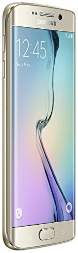 Samsung Galaxy S6 Edge Gold 32GB SIM-Free Smartphone (Generalüberholt)